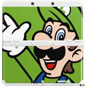 Nintendo Coque officielle n°2 pour New 3DS : Luigi