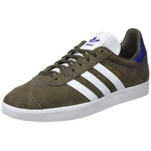 Adidas Gazelle Homme, Vert (Rama/Ftwbla/Purrea 000), 44 EU