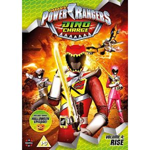 Power Rangers Dino Charge: Volume 4 - Rise [Edizione: Regno Unito] [Import italien] [DVD]