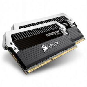 Corsair CMD16GX4M2A2666C15 - Barrettes mémoire Dominator Platinum 16 Go (2x 8 Go) DDR4 2666 MHz CL15 DIMM