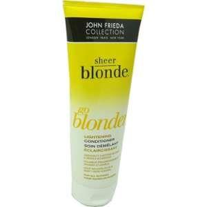 John Frieda Sheer blonde - Soin demelant eclaircissant