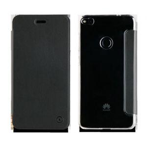 Muvit Etui Folio Noir Huawei P8 Lite 2017