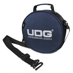 UDG U9950DB ultimate dIGI headphone étui bleu foncé