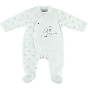 Noukie's Pyjama chaud Timeless (6 mois : 68 cm)