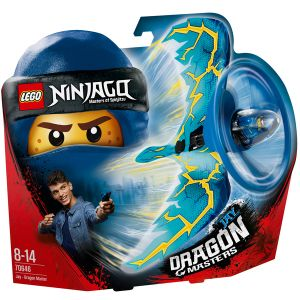 Lego 70646 - Ninjago : Jay Le maître du dragon