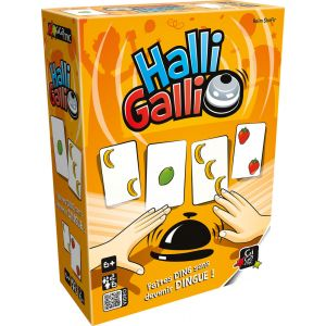 Gigamic Jeu dambiance Halli Galli