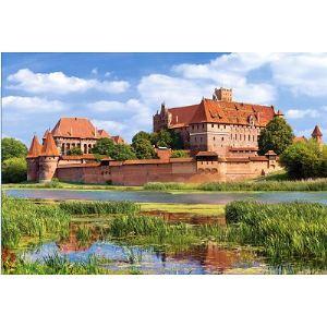 Castorland Puzzle Château de Malbork, Pologne 3000 pièces