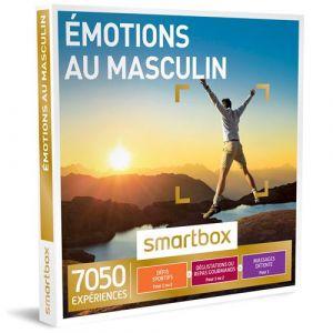 Smartbox Coffret cadeau Emotions au masculin