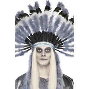 Coiffe de chef indien fantôme