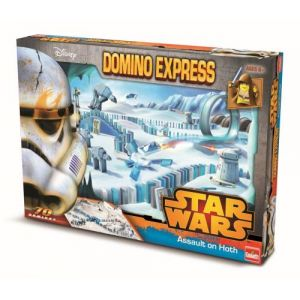Goliath Domino express Assault On Hoth Star Wars (70 pièces)
