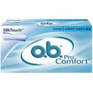 o.b. Pro Comfort - 16 tampons hygiéniques Light Days