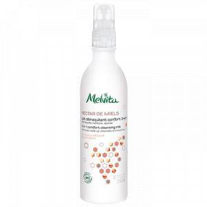 Melvita Nectar de miels - Lait démaquillant confort 3-en-1
