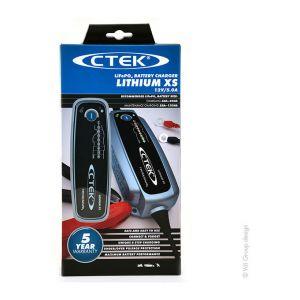 Ctek Chargeur de Batterie Lithium XS