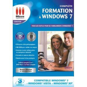 Formation complète à Windows 7 pour Windows