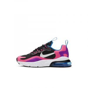 Nike Chaussure Air Max 270 RT pour Jeune enfant - Noir - Taille 27.5 - Unisex