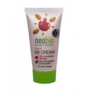 Neobio BB cream 7 in 1 Bio-Granatapfei & Mandelöl 30 ml
