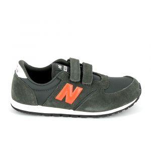 New Balance Basket mode sneaker iv420 c vert orange 33
