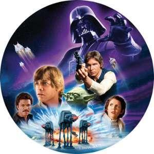 Dekoback Disque en sucre Star Wars