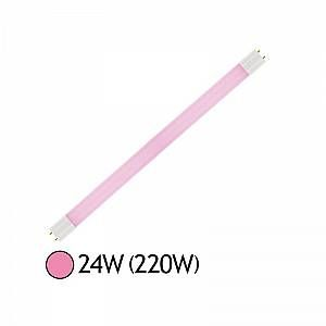 Vision-El Tube LED Pro 24W (220W) T8 1500 mm ROSE spécial Alimentaire -