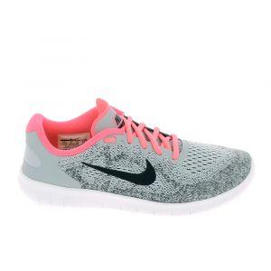 Nike Sneakers free rn 2 jr gris noir rose 38