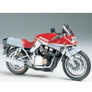 Tamiya Maquette moto Suzuki GSX1100S Katana - Echelle 1:12