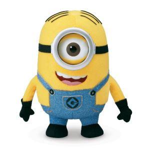 Peluche Moi, moche et méchant 2 : Minion Stuart 23 cm