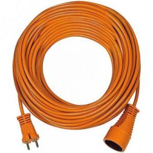Brennenstuhl Rallonge électrique de 40 mètres Câble H05VV-F 2 x 1,5