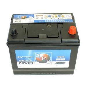 NPS Batterie de démarrage U540L66B d'origine