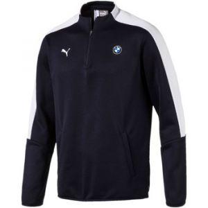 Puma Sweat-shirt BMW MS T7 1/2 Zip Track F1 bleu - Taille EU M