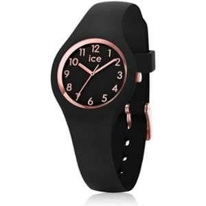 Ice Watch Montre Femme Glam Black Rose Gold XS 015344