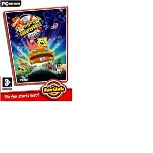PC Fun Club: SpongeBob SquarePants The Movie (PC) [import anglais] [PC]