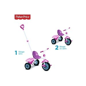 SmarTrike Tricycle Glee - Rose