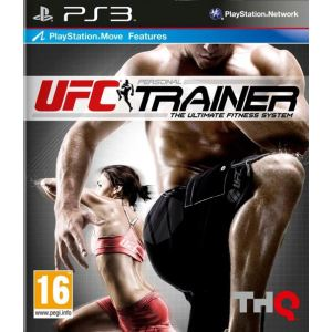 UFC Personal Trainer : The Ultimate Fitness System (PlayStation Move) [PS3]