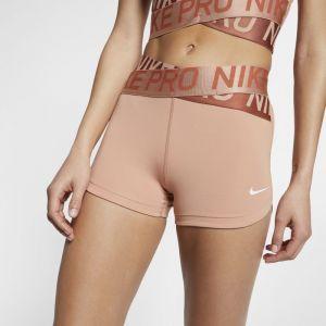 Nike Short Pro 7,5 cm Femme - Rose - Taille XS - Female