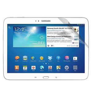 "Novago 2 Films protection écran transparent anti-rayure pour Samsung Galaxy Tab 3 10.1"" (P5200/P5210)"