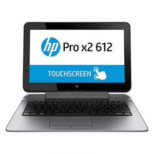 "HP Pro x2 612 G1 (L5G48EA) - Tablette tactile 12.5"" sous Windows 8.1 Pro 64"