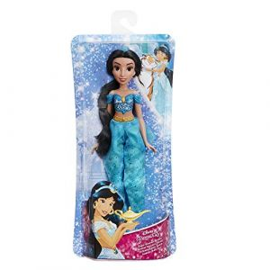 Hasbro Poupée Disney Princesses Jasmine Poussière d'étoiles