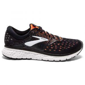 Brooks Chaussures running Glycerin 16 - Black / Orange / Grey - Taille EU 44 1/2