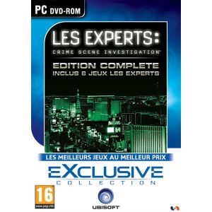 CSI Ultimate (Les Experts - Edition Ultime) [PC]
