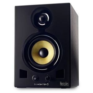 Hercules DJ Monitor 5 - Enceinte de Monitoring Active