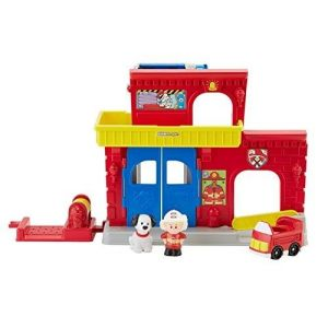 Fisher-Price La caserne des pompiers Little People