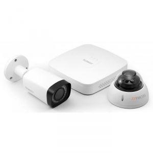 Technaxx TX-51 - Pack de surveillance intérieur et extérieur Mini Pro FullHD