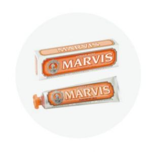 Marvis Dentifrice Ginger Mint