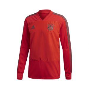 Adidas Haut d'entraînement FC Bayern - Rouge - Couleur Red - Taille L