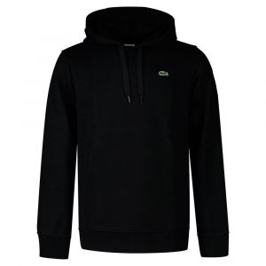 Lacoste Sport Hooded XL Black - Black - Taille XL