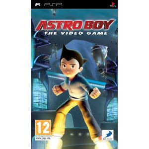 Astro Boy : The Video Game [PSP]