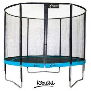Kangui Pack trampoline ''Punchi Atoll'' 300 cm + échelle & couverture