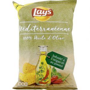 Lay's Chips mditerranenne infuse @ l'origan et au piment