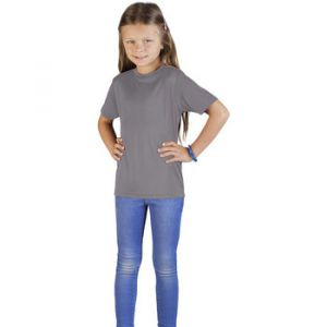 Promodoro UV-Performance T-shirt Enfants, 140, gris