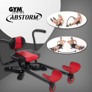 Gymform AB Storm - Appareil de musculation abdominal
